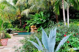Small Tropical Garden Ideas Front Yard 43 Staggering Tropical Landscape Ideas Image Ideas