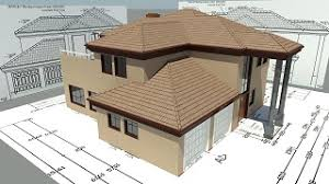 Free House Plans Building Floor Architectuaral South Africa Sa House Plans