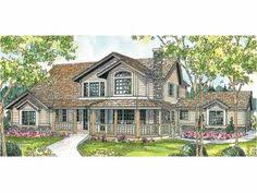 2 story 3050 square foot ready to build house plan from