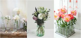 jar flower centerpieces jar floral arrangement mforum