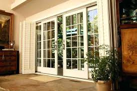 Decorative Patio Doors Lovely Sliding Patio Doors For 56 Andersen Glass With