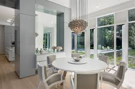 Dining Room Furniture Layout Furniture Arrangement Ideas 25 Dining Rooms With Round White