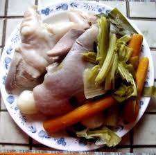 cuisiner une tete de veau tête de veau sauce gribiche recette aftouch cuisine