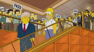 simpsons tv simpsons world on fxx