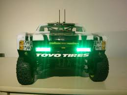 custom baldwin monster energy scale rc trophy truck