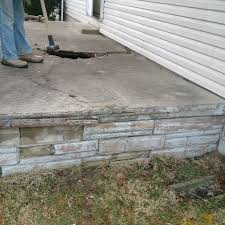 residential porch residential concrete contractors columbus oh