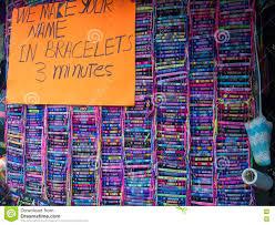 Ensenada Mexico Map by Name Bracelets At The Market In Ensenada Baja California Mexico