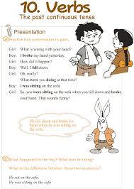 good grammar grade 3 grammar lesson 10 verbs u2013 the past