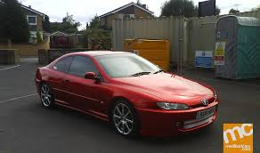 modified peugeot 406 coupe 3 0 v6 se 1997 modified cars fun