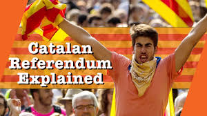 catalan independence referendum explained youtube
