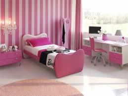 bedroom artistic pink nuance in girls room using pink hearts