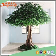 source large outdoor artificial trees size big shade trees