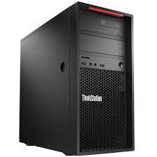 ordinateur de bureau sans tour lenovo thinkstation p520c 30bx tour 30bx000ufr pc de bureau