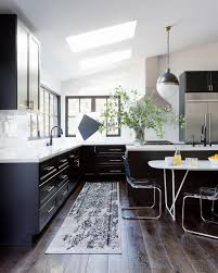 are white kitchen cabinets just a fad black is an emerging color trend in the 2017 kitchen