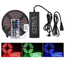 how to link led light strips sunwow led light strips 5050 smd 328ft 10m 600leds rgb color