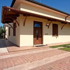 tettoia in legno per terrazzo tettoia per terrazzo da ingresso in legno il ceppo
