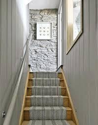Stairwell Decor Idea Medium Size Stair Landing Decorating Ideas