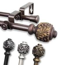 Bling Curtain Rods Curtain Rods Shop The Best Deals For Nov 2017 Overstock Com