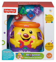 Fisher Price Toy Box Amazon Com Fisher Price Laugh U0026 Learn Cookie Shape Surprise Toys