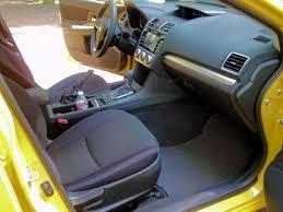 Subaru Xv Crosstrek Interior 2015 Subaru Xv Crosstrek Test Drive U2013 Our Auto Expert