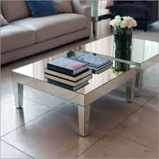 silver mirrored coffee table mirrored coffee table google search coffee tables pinterest
