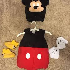 mickey mouse costume toddler find more official disney store mickey mouse costume 12 18 months