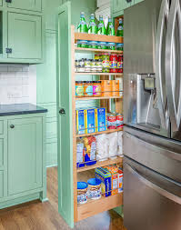 large kitchen storage cupboards read this before you put in a pantry this house