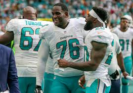 miami dolphins to part ways with lt branden albert de mario