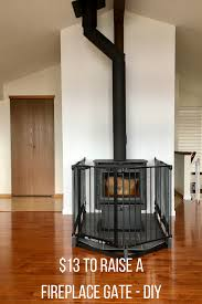baby gate for fireplace fireplace ideas