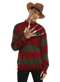 freddy krueger costume freddy krueger costume accessories hot topic