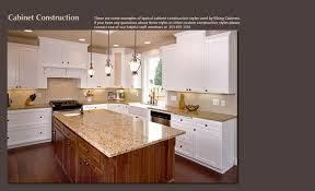 Kitchen Cabinet Construction by Kitchen Cabinet Construction Inset Cabinets Frameless Cabinets