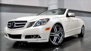 mercedes e class concept concept one rs55 silver machined wheels on 2010 mercedes e class