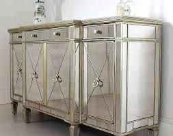 sideboard long antique mirrored mirror grey oak sideboard buffet