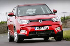 ssangyong ssangyong tivoli 2015 review by car magazine