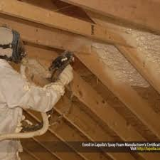 lapolla spray foam insulation u0026 roof coatings roofing