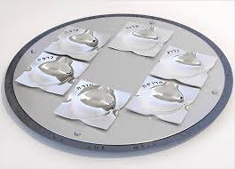 modern seder plate cowan s prettiest modern passover seder plates and matzo
