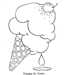 coloring page cone imposing decoration coloring page cone free