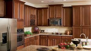 Home Depot Cognac Cabinets - maple cognac kitchen cabinets dark brown kitchen cabinets small