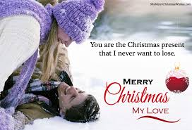romantic merry christmas love quotes u0026 images