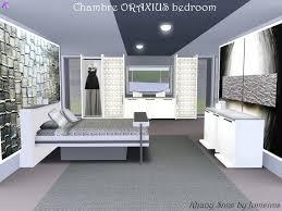 set chambre charmant photo de chambre a coucher 10 khany sims set chambre 224