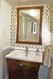 Wallpaper Powder Room Bathroom Amazing Powder Room Designs Wallpaper For Powder Room