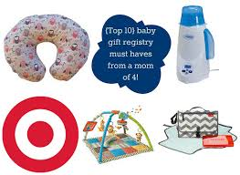 top baby registries top 10 items to put on your target baby registry info