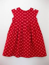 dress pattern 5 year old thirtynine kids clothes week project 2 red geranium with an