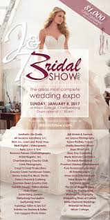 bridal registry inc areas most complete wedding expo jb bridal show