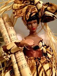 american praise doll by divineangelshop