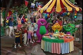 Barney And The Backyard Gang I Love You Sing And Dance With Barney Barney Wiki Fandom Powered By Wikia