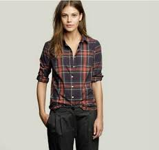 trending jeans and plaid shirts denimology