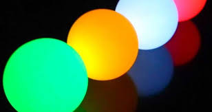 glow balls glow juggling equipment and led juggling props that light up