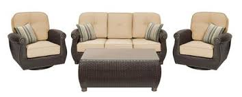 Backyard Furniture Set by Outdoor Patio Pieces La Z Boy Outdoor Furniture