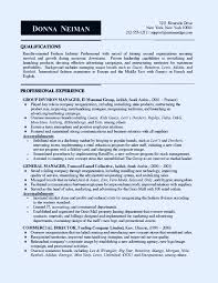 Sample Resume For Marketing Manager by Resume Format For Sales And Marketing Executive Resume Format